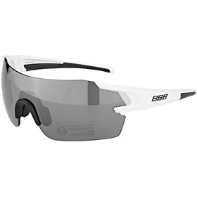 BBB FullView BSG-53 Sport Glasses glossy white